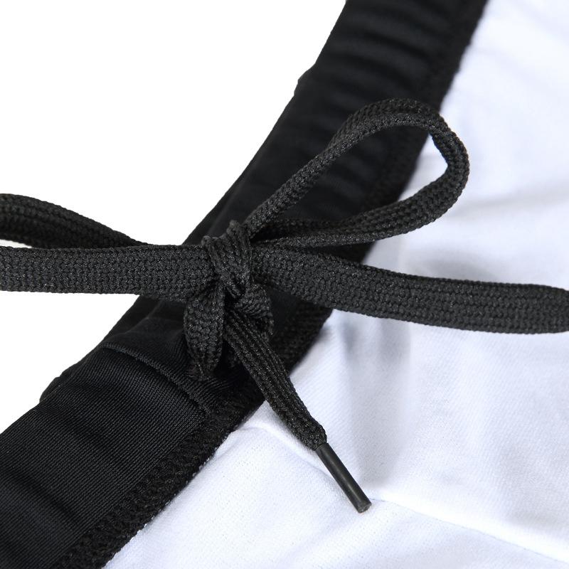 YUKE-Boxer-para-Hombre-Traje-de-Bano-Pantalones-de-Natacion-para-Adultos-Co-F6M1 miniatura 6