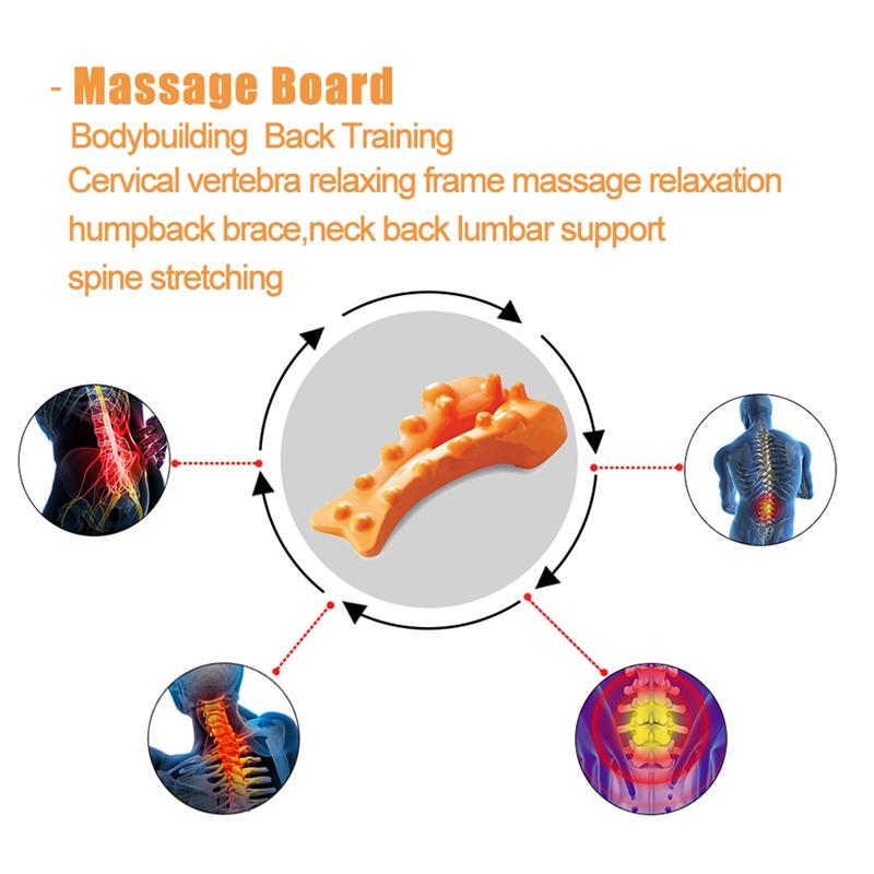 Correct-VertEBre-Cervicale-Traction-Lombaire-Colonne-VertEBrale-Droite-Col-OTG miniature 5
