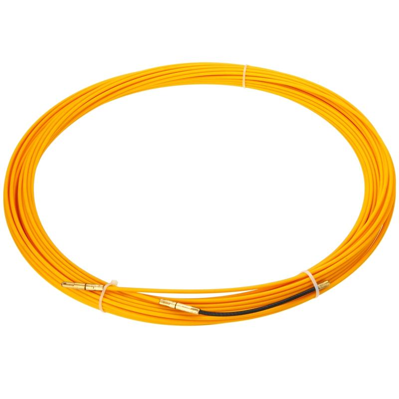 Cable-ELectrique-De-Fibre-De-Verre-De-Dispositif-De-Guide-De-3Mm-Poussent-D-R1H1 miniature 3