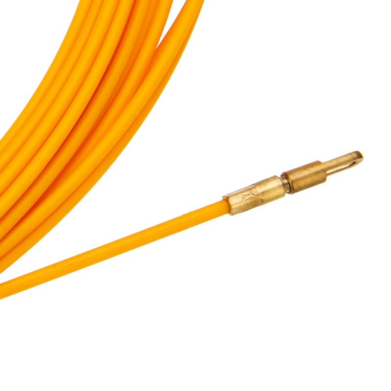 Cable-ELectrique-De-Fibre-De-Verre-De-Dispositif-De-Guide-De-3Mm-Poussent-D-R1H1 miniature 5