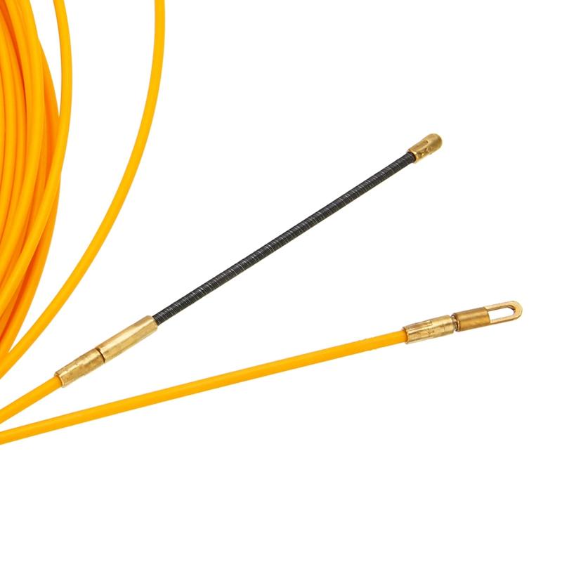 Cable-ELectrique-De-Fibre-De-Verre-De-Dispositif-De-Guide-De-3Mm-Poussent-D-R1H1 miniature 6