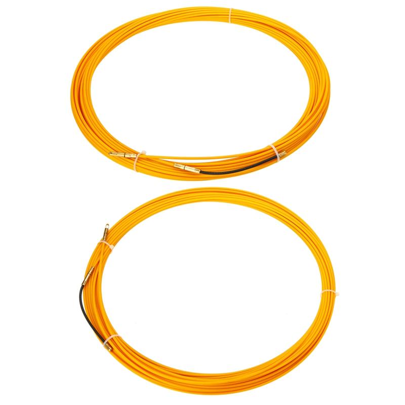 Cable-ELectrique-De-Fibre-De-Verre-De-Dispositif-De-Guide-De-3Mm-Poussent-D-R1H1 miniature 7