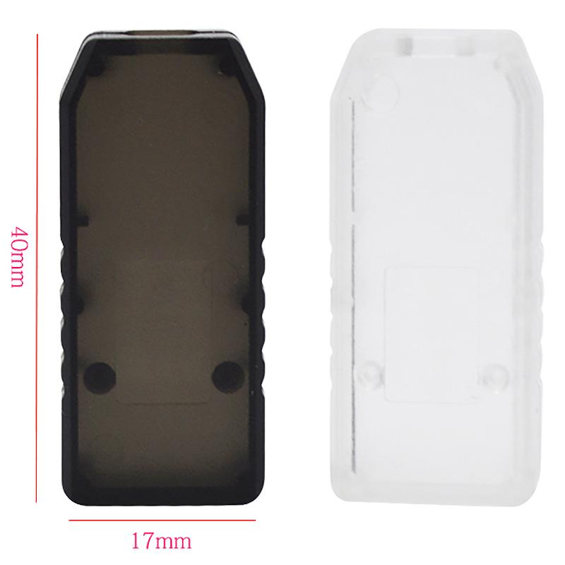 2X-Caja-de-Plastico-de-la-Carcasa-de-Plastico-de-Usb-Stick-Usb-para-Product-H2Z6 miniatura 6
