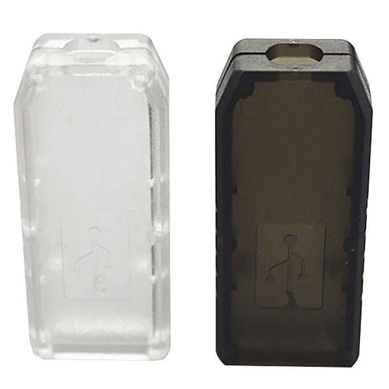 2X-Caja-de-Plastico-de-la-Carcasa-de-Plastico-de-Usb-Stick-Usb-para-Product-H2Z6 miniatura 7