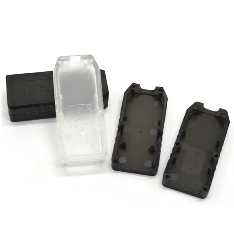 2X-Caja-de-Plastico-de-la-Carcasa-de-Plastico-de-Usb-Stick-Usb-para-Product-H2Z6 miniatura 15
