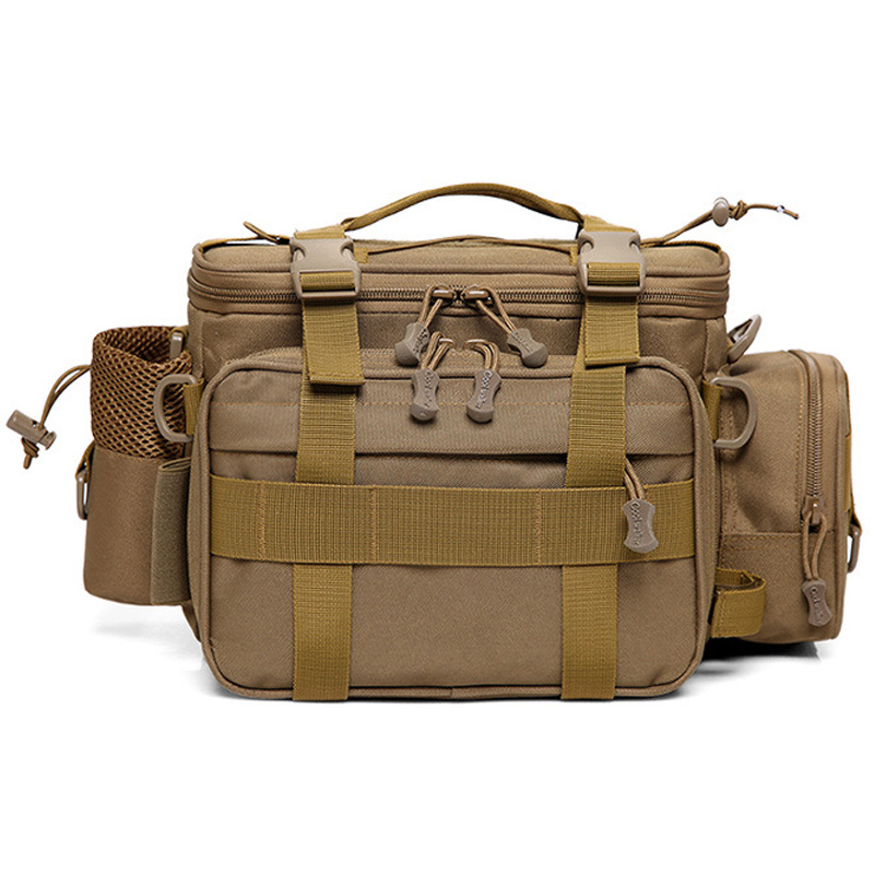 00d79b27b5c7 Details about Men Women Crossbody Nylon Proof D 'Water Travel Bags Casual  Camouflage Shou D1F4