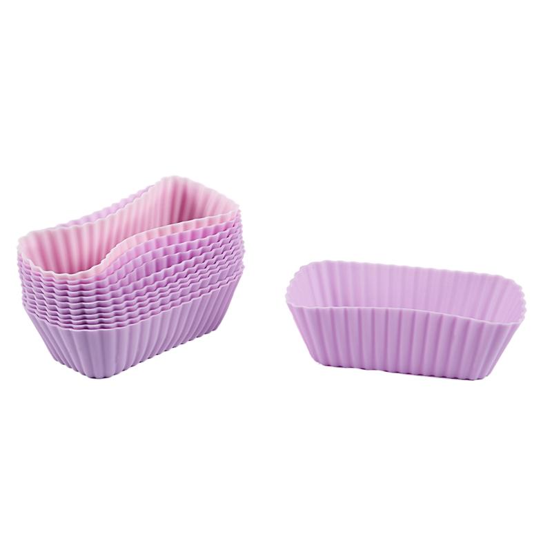 SODIAL R Couvercle de tasse avec noeud de papillon en silicone Violet et Rose