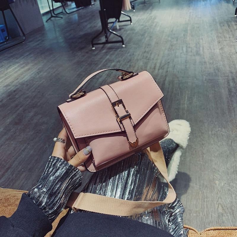 Neue-Hand-Tasche-Umhaenge-Tasche-Mode-Klappe-Kleine-Umhaenge-Taschen-Fuer-F-R9P4 Indexbild 10
