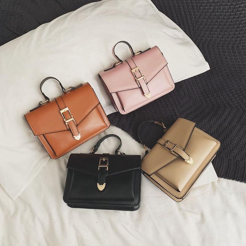 Neue-Hand-Tasche-Umhaenge-Tasche-Mode-Klappe-Kleine-Umhaenge-Taschen-Fuer-F-R9P4 Indexbild 13