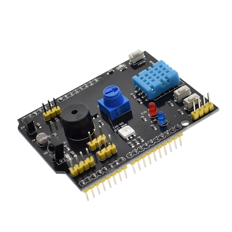 Multifunctional Expansion Board DHT11 Temperature and Humidity LM35 Temperature