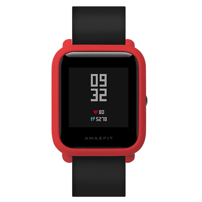 Cubierta-de-la-Caja-Del-Marco-de-la-Pc-para-Xiaomi-Amazfit-Bip-Bit-Pace-Lit-E7J3 miniatura 5
