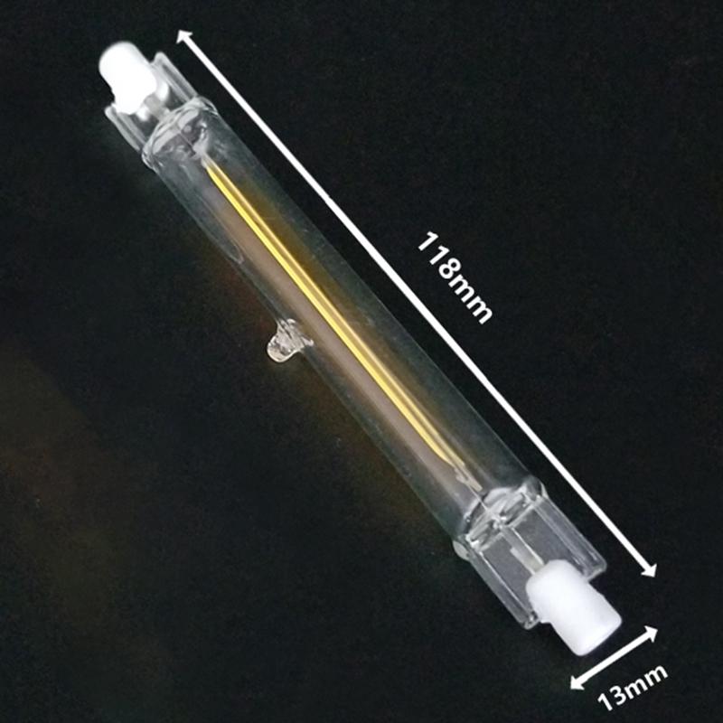 Dimmable-R7S-une-MenE-L-039-ampoule-MenEE-Par-Cob-10W-118Mm-pour-Remplacer-la-L-H5I6 miniature 4