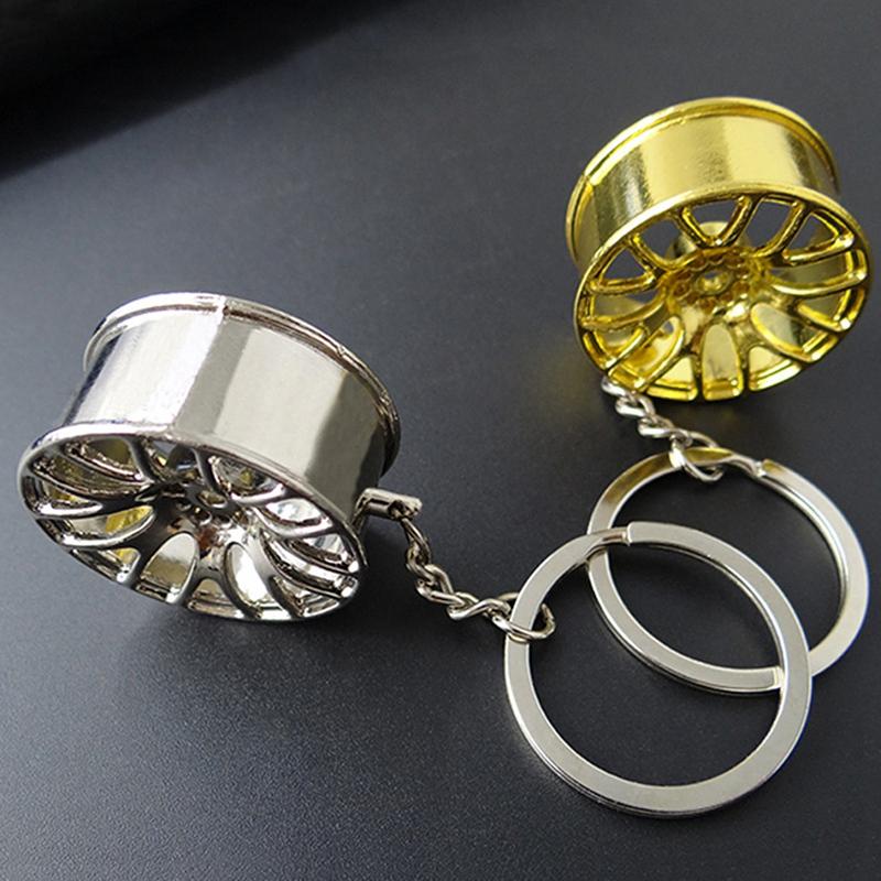 Porte-ClES-En-METal-Auto-Logos-Porte-ClES-Porte-ClES-PiECes-De-REParation-A-K5H4 miniature 13