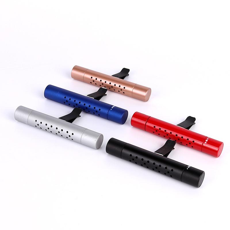 Ambientador-de-Coche-Perfume-Solido-Difusor-de-Perfume-en-Forma-de-Coche-Co-Q4R5 miniatura 13