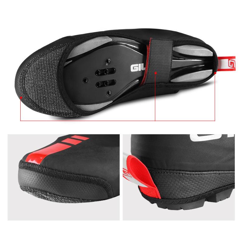 2X-Giyo-Bike-Protector-De-La-Cubierta-Del-Zapato-Zapatillas-Reflectantes-De-X7J1 miniatura 4
