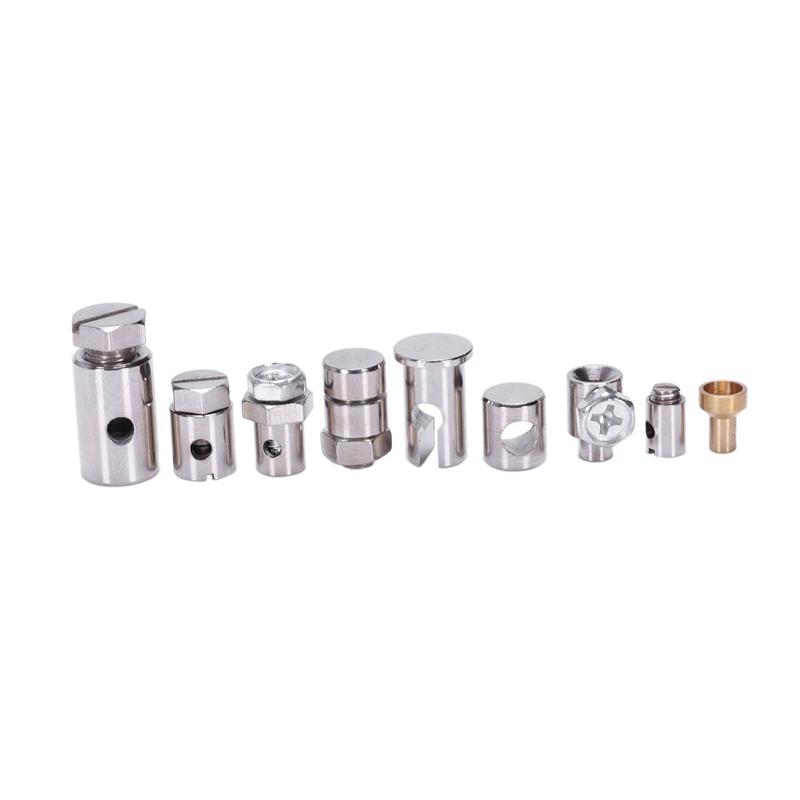 Universal-Kit-De-REParation-De-Cable-De-Frein-D-039-accELERateur-IntERieur-J7W5 miniature 5