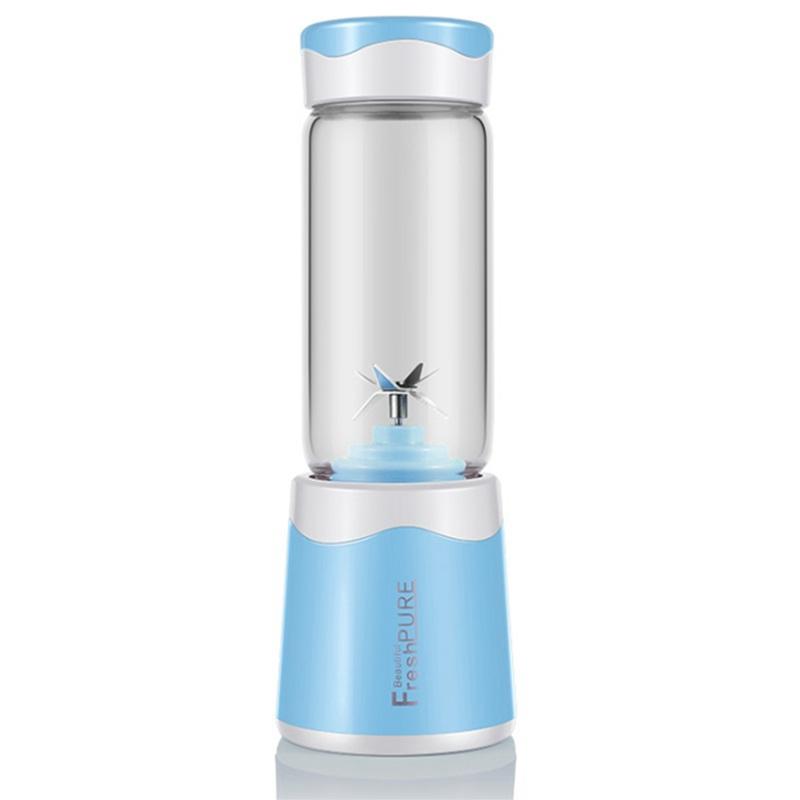 Portable-Juice-Blender-Usb-Juicer-Cup-Multi-Function-Fruit-Mixer-Six-Blade-M-3I4 thumbnail 11