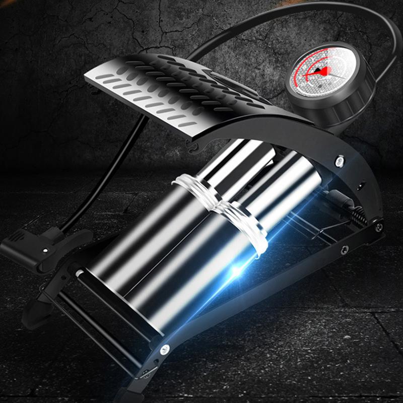 Portatile ad alta sollecitazione METtuttiO MINI elettrici auto moto auto casa PEDALE L q3m5