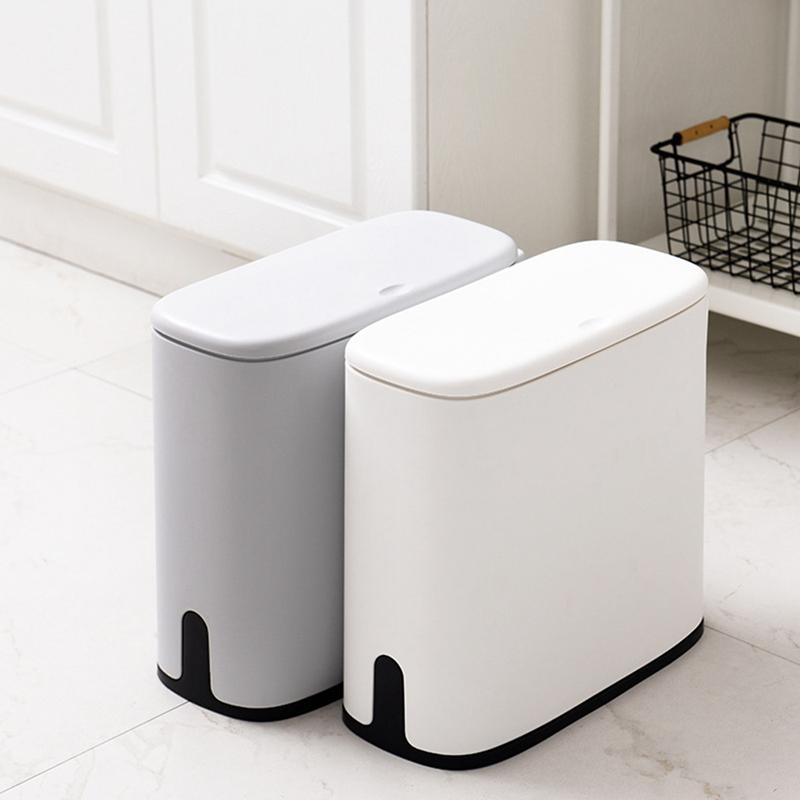 11l Trash Can Bathroom Waste Bin Toilet