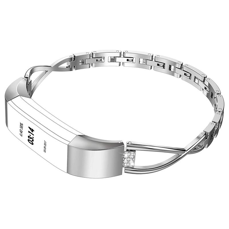 1X-Para-Fitbit-Alta-Bandas-Pequenas-Fitbit-Alta-Hr-Mujeres-Bandas-de-Repu-O4L4 miniatura 3