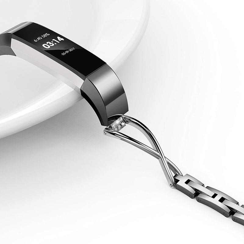 1X-Para-Fitbit-Alta-Bandas-Pequenas-Fitbit-Alta-Hr-Mujeres-Bandas-de-Repu-O4L4 miniatura 12