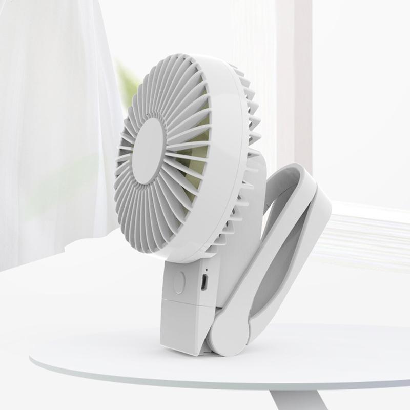 4000Mah-Refrigerador-PortATil-Mini-Usb-Fan-4-Velocidades-360-Grados-Rotacio-U5F5 miniatura 5