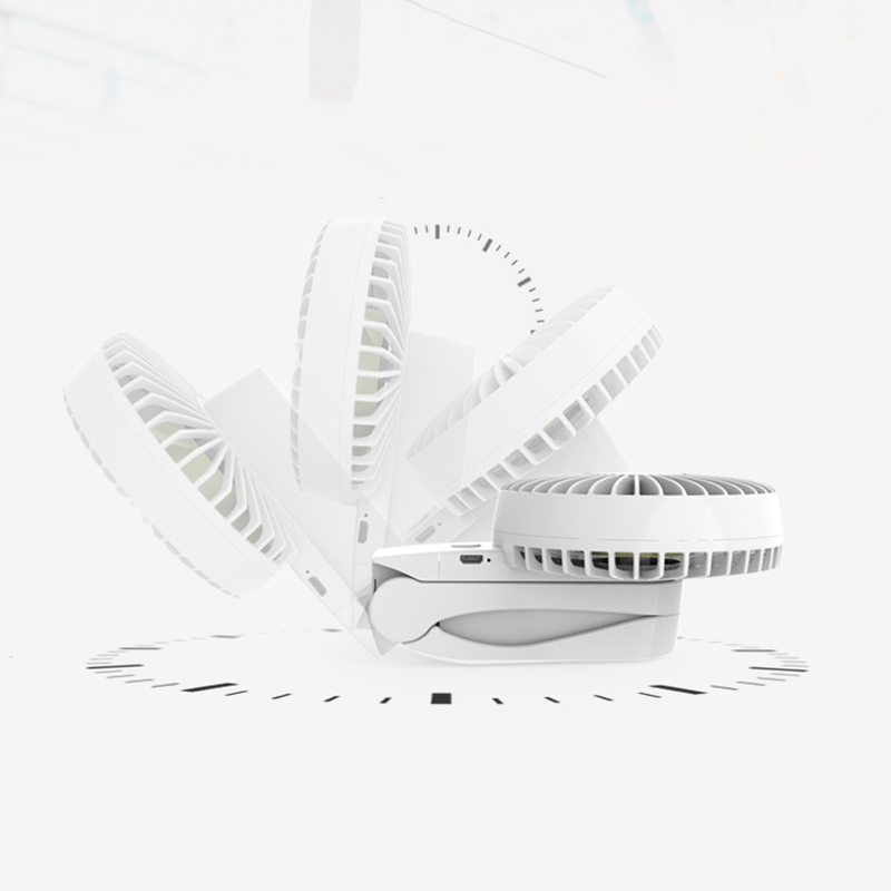 4000Mah-Refrigerador-PortATil-Mini-Usb-Fan-4-Velocidades-360-Grados-Rotacio-U5F5 miniatura 19