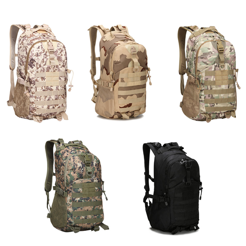 2X-1000D-Oxford-Cloth-Outdoor-Backpack-3D-Sport-Backpack-Bag-Travel-TrekkinV1F7 thumbnail 7