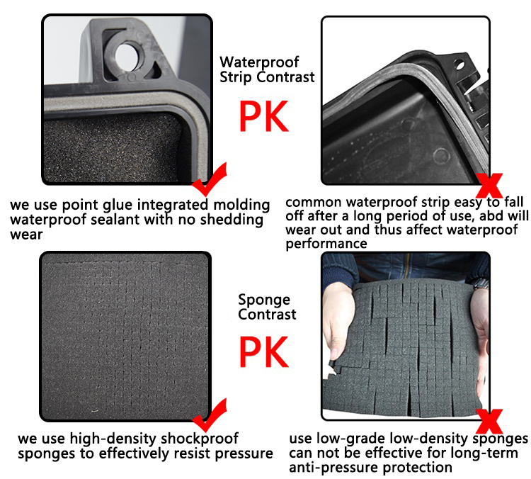 Abs-Etanche-Boite-De-Sechage-Safety-Equipment-Box-Boite-A-Outils-De-Survie-E-8V8 miniature 8