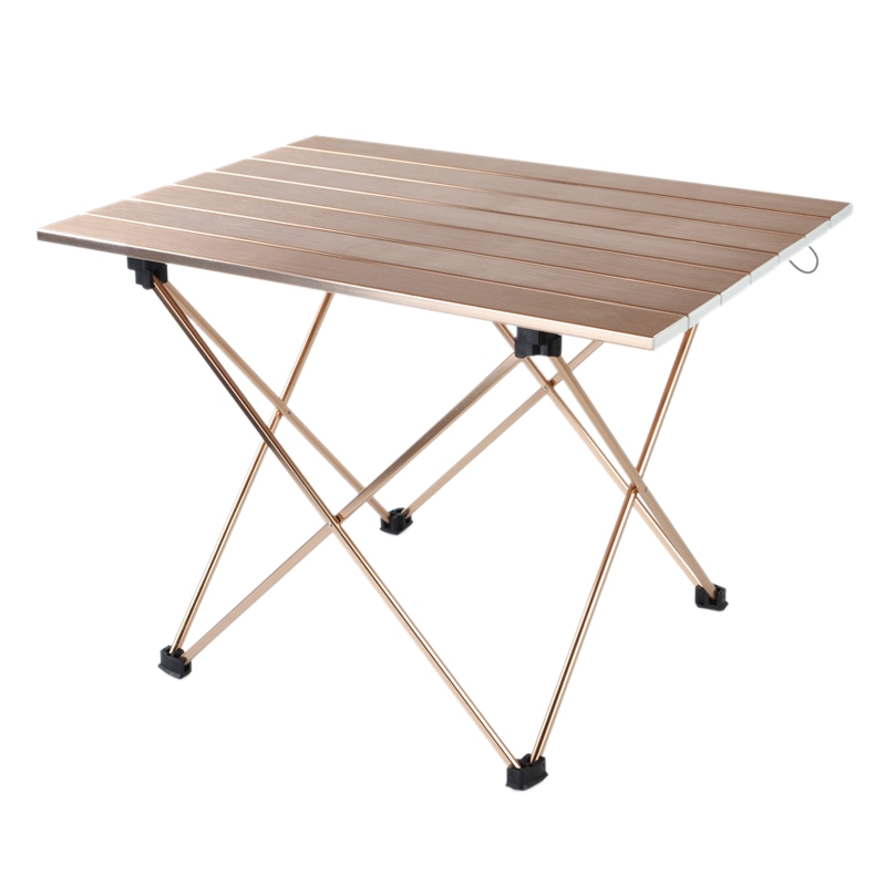 5X(Portable Folding Camping Table Lightweight Backpack Table For Outdoor Di P7Q6