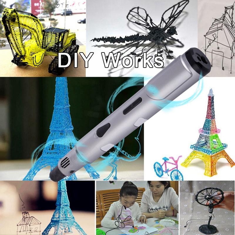 3D-Pluma-Scribble-Pluma-Pluma-Del-Filamento-Del-ABS-Impresora-3D-Pluma-Regalo-De miniatura 38