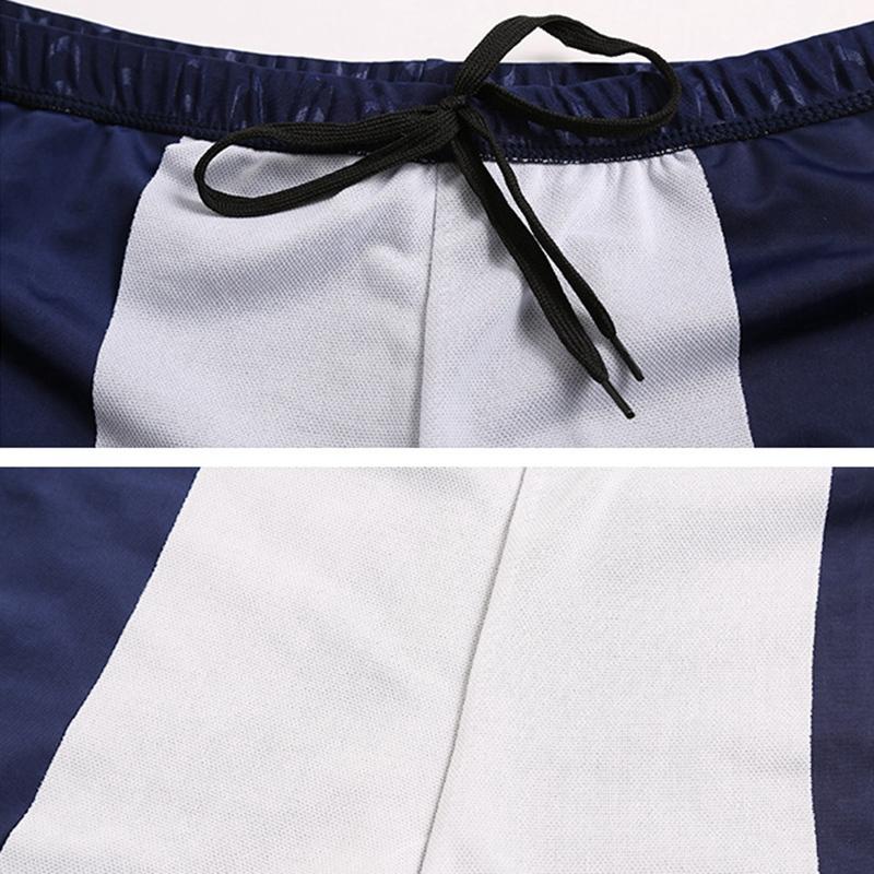 Traje-De-Bano-Boxer-para-Hombre-Pantalones-Cortos-De-NatacioN-Nadar-Medias-B8Z8 miniatura 14