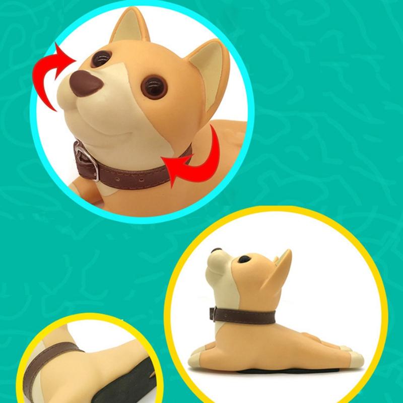 3X-Nette-Tuerstopper-Cartoon-Kreative-Silikon-Tuerstopper-Halter-Spielzeug-fue-D5H4 Indexbild 15