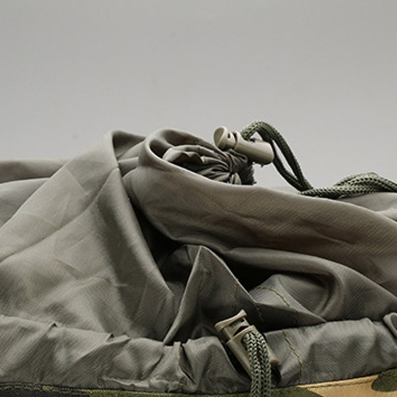 240058A3 4 - permeable Camuflaje Molle Mochila para Viajes Senderismo Camping Pesca J4J565L G