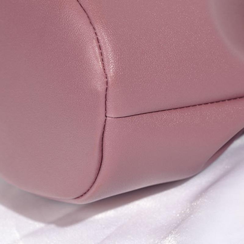 Detalles de 2X(Fashion Bolso De Bandolera para Mujer Bolsos Pequeños con Bolsa De Telé H1J