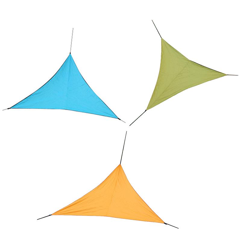 3M-En-Plein-Air-Soleil-Abri-Auvent-Impermeable-A-Trois-Tentes-Tente-Auvent-W4S6 miniature 3