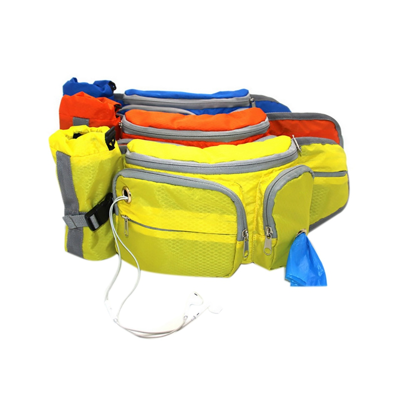 Indexbild 13 - Outdoor-Pet-Training-Pockets-Hochwertige-Atmungsaktive-Nylon-Snack-Packs-f-B8W9