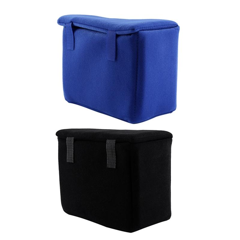 thumbnail 14 - 1X-Portable-Slr-Camera-Insert-Bag-Inner-Partition-Padded-Protector-Bag-For-M5C2