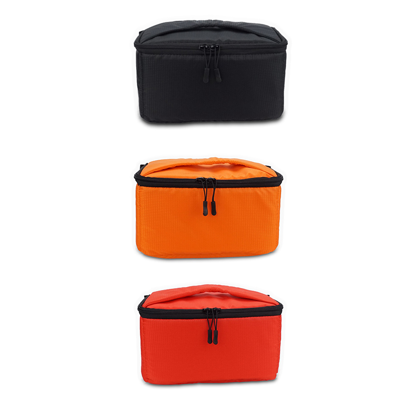 thumbnail 19 - 1X-Universal-Insert-Partition-Padded-Camera-Bag-Shockproof-Sleeve-Cover-For-P8G1