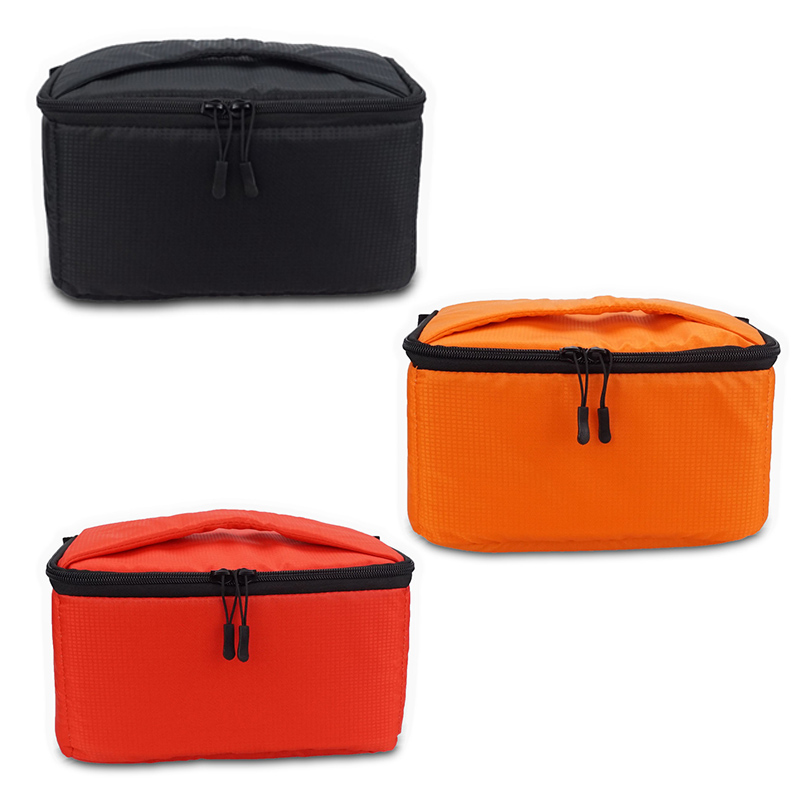 thumbnail 20 - 1X-Universal-Insert-Partition-Padded-Camera-Bag-Shockproof-Sleeve-Cover-For-P8G1