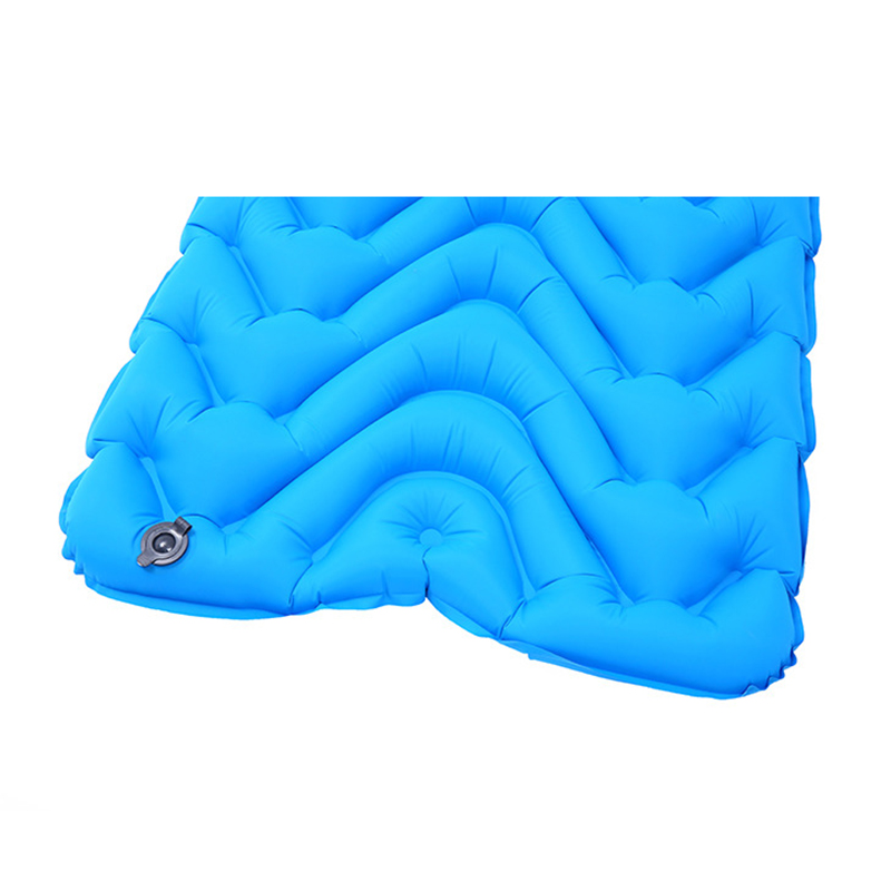 Ultra-Light-Outdoor-Automatic-Inflatable-Sleeping-Pad-Tpu-Camping-Tent-Infl-J5F9 thumbnail 7