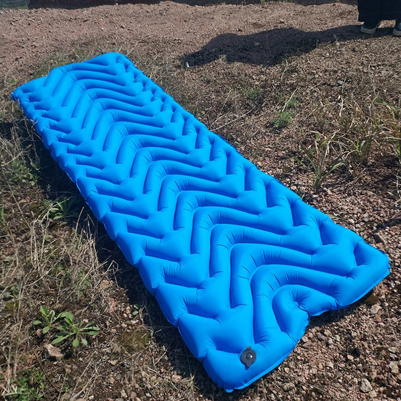 Ultra-Light-Outdoor-Automatic-Inflatable-Sleeping-Pad-Tpu-Camping-Tent-Infl-J5F9 thumbnail 11