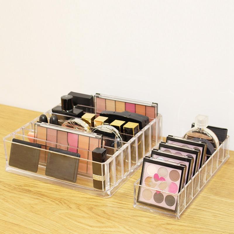 Effacer-Acrylique-Maquillage-Organisateur-Boite-De-Rangement-Cosmetique-M7K5 miniature 5