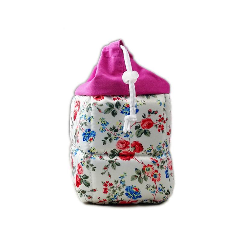 Insertion-Floral-Partition-Dslr-Camera-Bag-Lentilles-Antichoc-Case-Coque-D9Q4 miniature 13