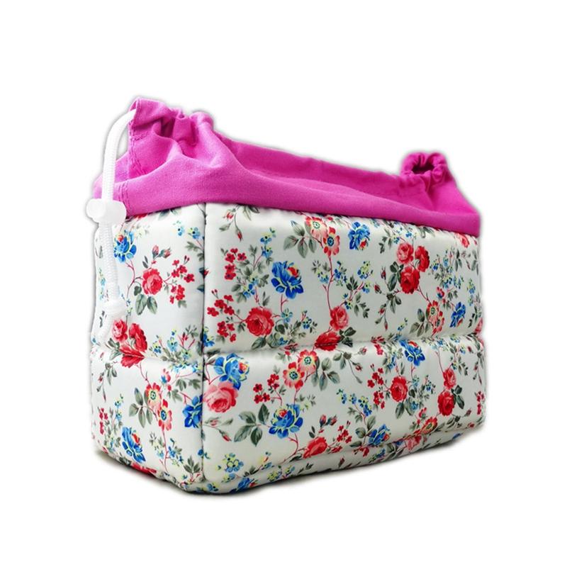 Insertion-Floral-Partition-Dslr-Camera-Bag-Lentilles-Antichoc-Case-Coque-D9Q4 miniature 14