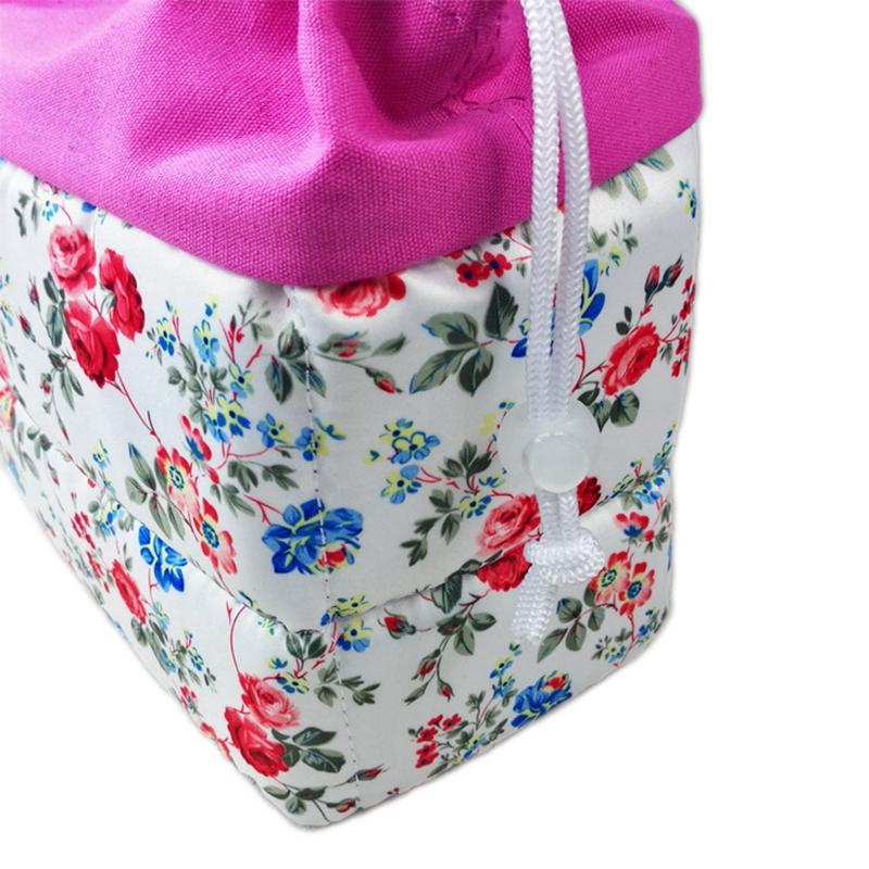 Insertion-Floral-Partition-Dslr-Camera-Bag-Lentilles-Antichoc-Case-Coque-D9Q4 miniature 18
