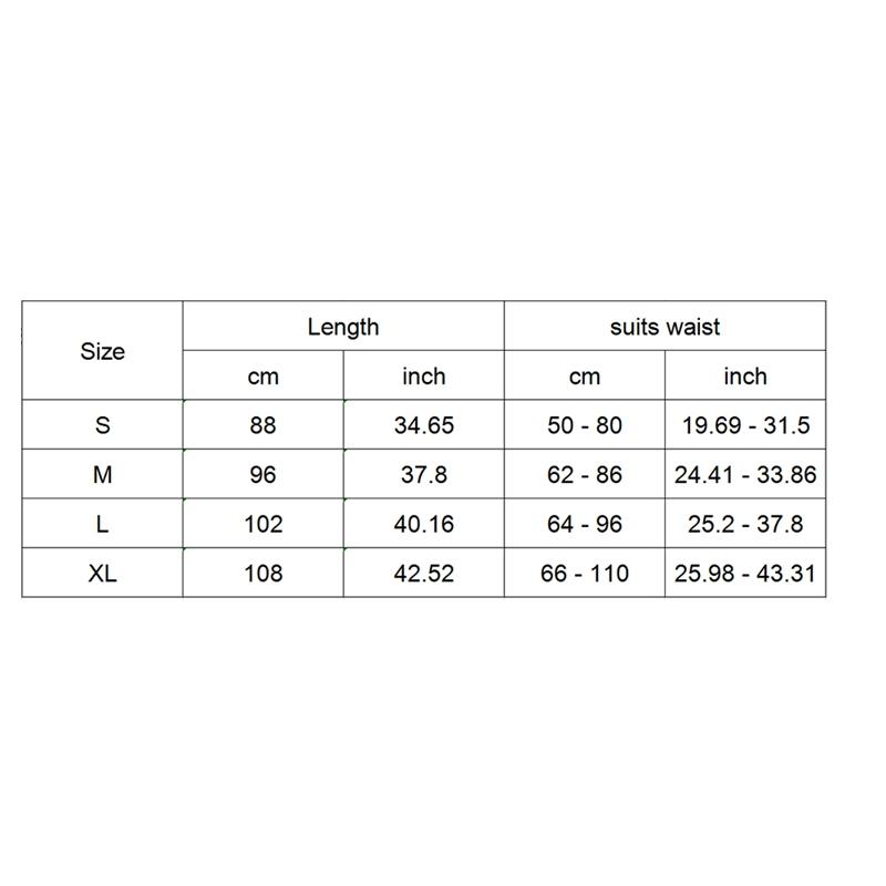 Frauen-Medizinische-Hitzeschutzguertel-Untere-Rueckenstuetze-Taille-H8F2 Indexbild 10