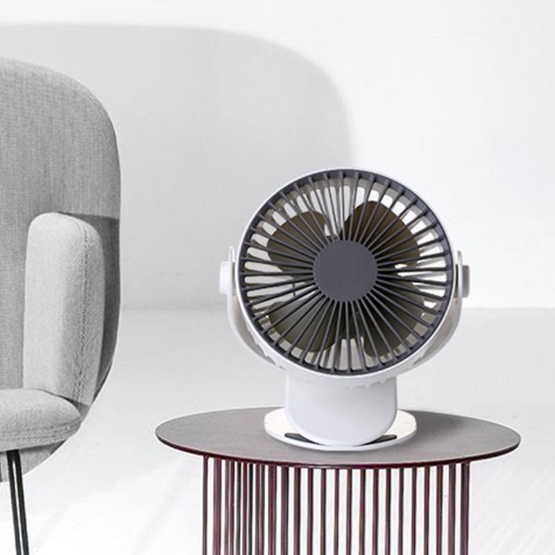 Usb-Clip-Tischventilator-Mini-Usb-Persoenlicher-Luefter-Tragbarer-Tisch-Elekt-X5D5 Indexbild 21