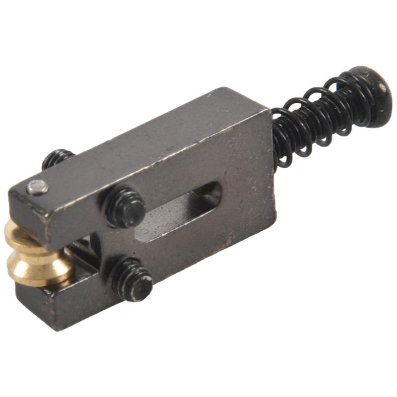 6-Roller-Pont-Tremolo-saddles-avec-cle-pour-Fender-Strat-Tele-electrique-Guita miniature 14