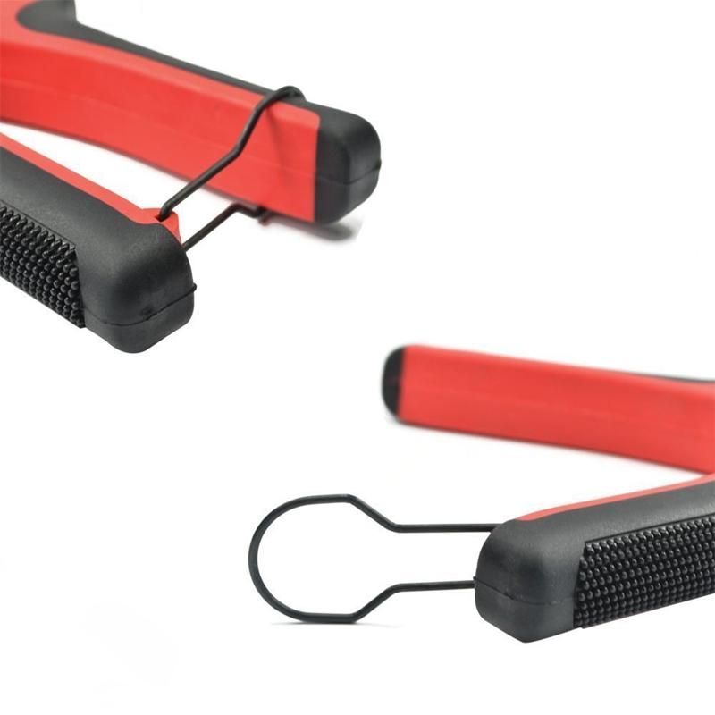 Revolving-Punching-Stitching-Zange-Punch-Tool-Rundloch-Perforator-fuer-Leder-U1W4 Indexbild 3